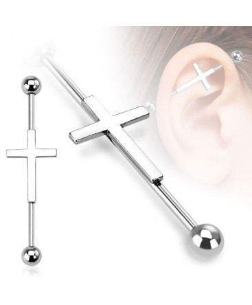 Surgical Steel Crucifix / Cross Scaffold / Industrial Barbell